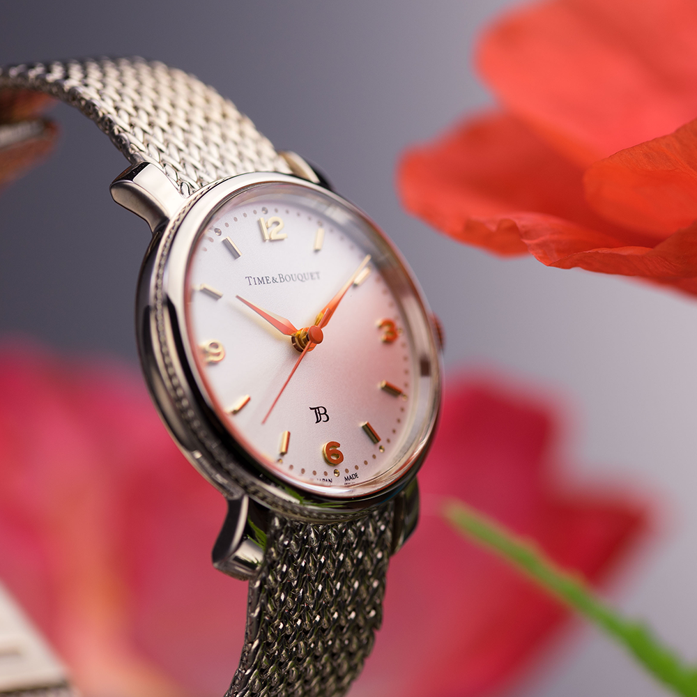 Coquelicot|コクリコ|TIME & BOUQUET